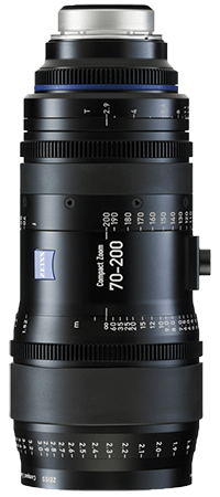 Zeiss 70-200mm T2.9 Compact Zoom PL