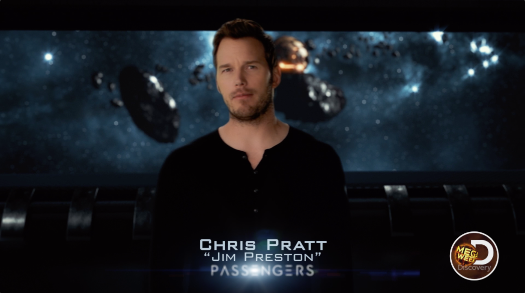 Passengers Promo with Chris Pratt
