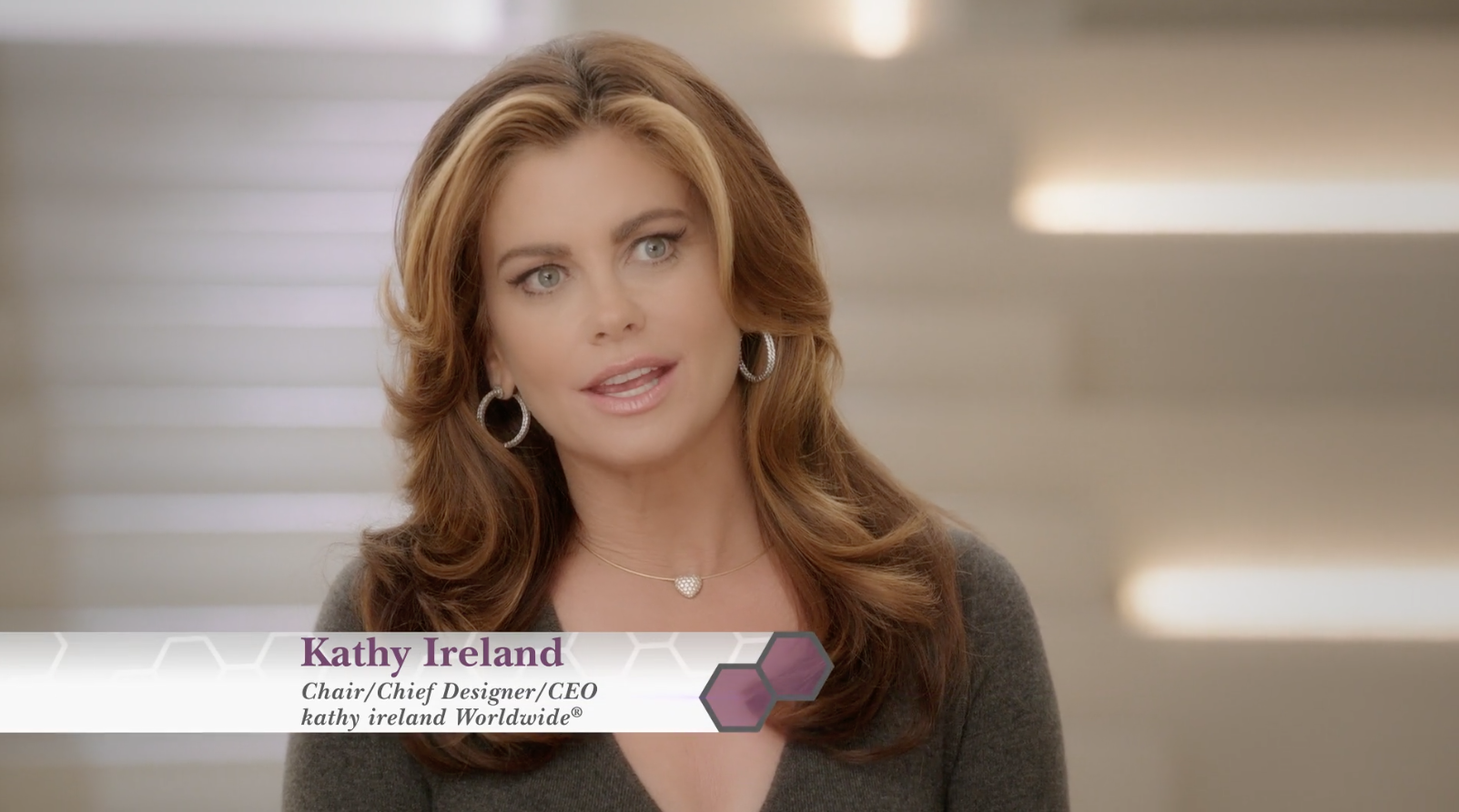 Stemage with Kathy Ireland
