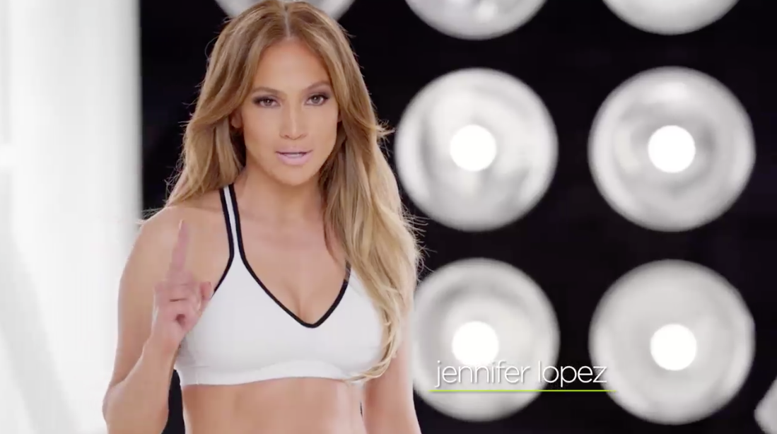 BodyLab with Jennifer Lopez